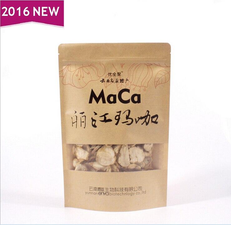 120g Yunnan golden MACA dried slices
