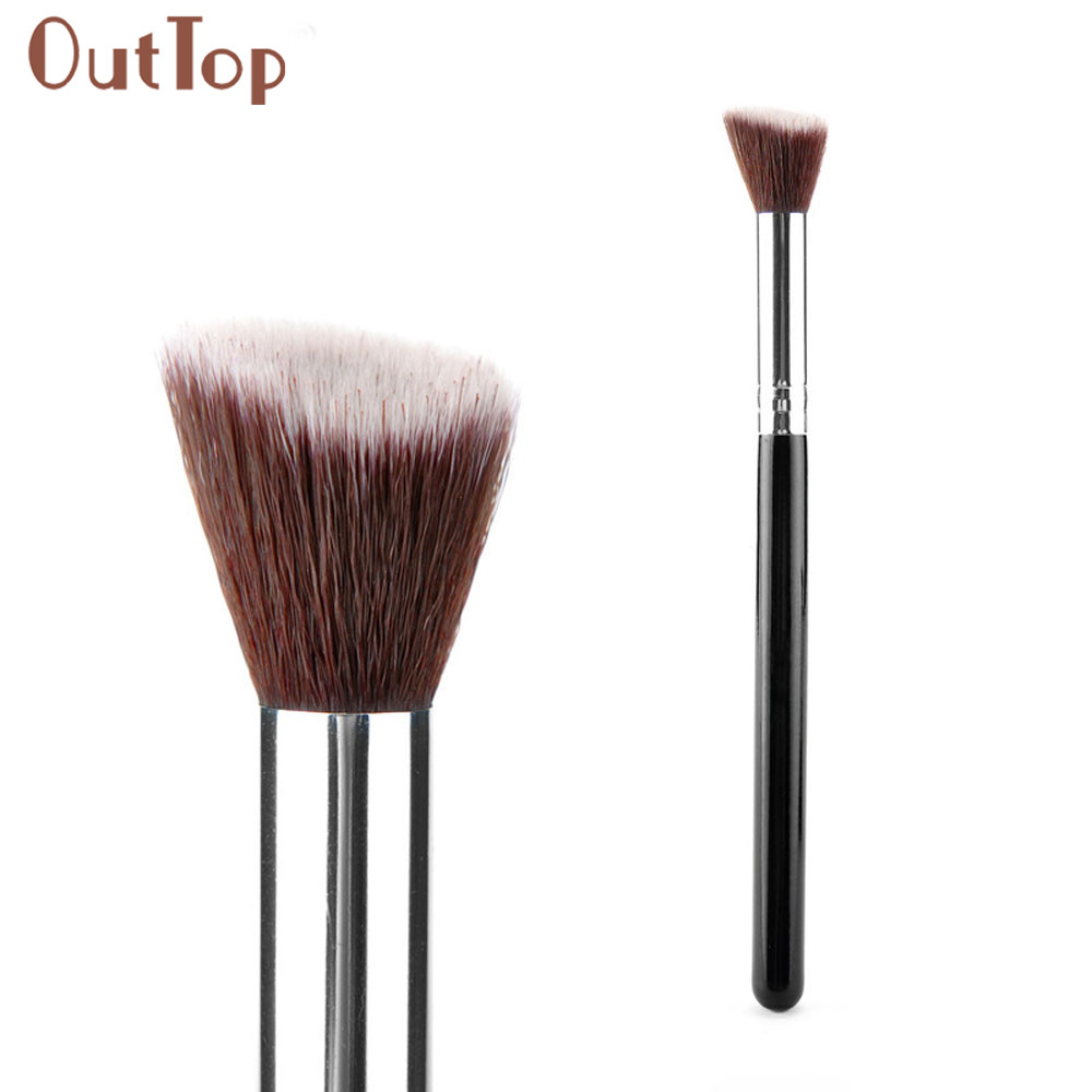 Beautiful Women Makeup Cosmetic Brushes Face Blush Brush Powder Foundation Tool Aug15 beautiful darkness
