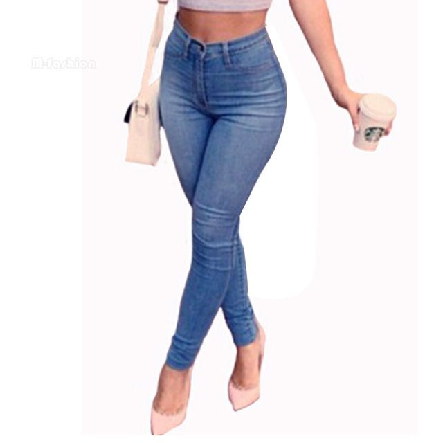 Aliexpress.com : Buy Hot Sale Spring Pencil Skinny Jeans Woman ...