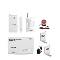 G62 Wireless Wired Phone SIM GSM Home Burglar Security GSM Alarm System English Russian Spansih Voice