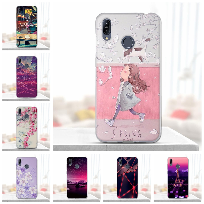 Phone Case for Asus Zenfone Max M2 ZB633KL Case Cover Soft Siicone TPU Cover for Fundas Asus Max M2 Cover For Asus ZB633KL Case