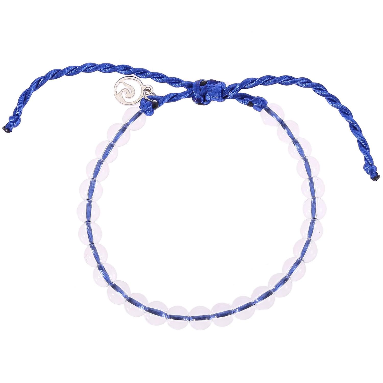 BYSPT Handmade Charms Wave Friendship Bracelet Wax String Bracelets&Bangles Pure Life Boho Bead beach Surf Bracelets bead