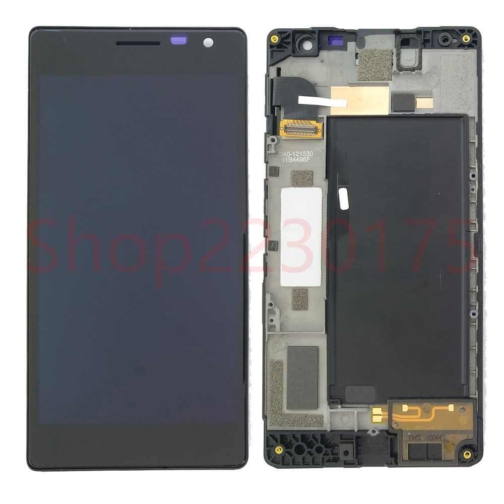 Для Nokia Lumia 730 735 rm-1038 rm-1039 RM-1040 ЖК дисплей