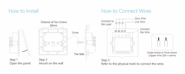 Broadlink TC1 How to Connect Guide
