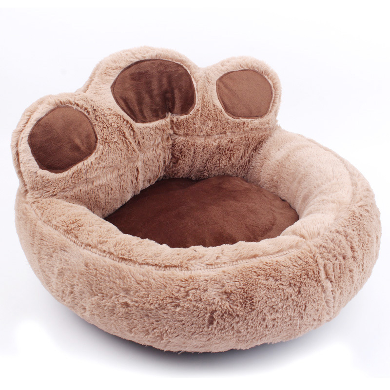 Creative Dog Sofa Beds for Small Dogs Cats Soft Warm Dog Kennel Winter Pet Bed Cat House Puppy Blanket Sleeping Mats 12d50