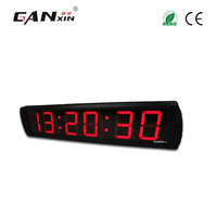 Ganxin 4 6 Digits Led Clock With Big Screen Factory Convenient And Easy To Use