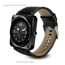 Smart Watch IPS Runden Bildschirm Unterstützung Pulsmesser Bluetooth smartWatch Für apple huawei IOS Android PK DM88 D6 KW88 K88H