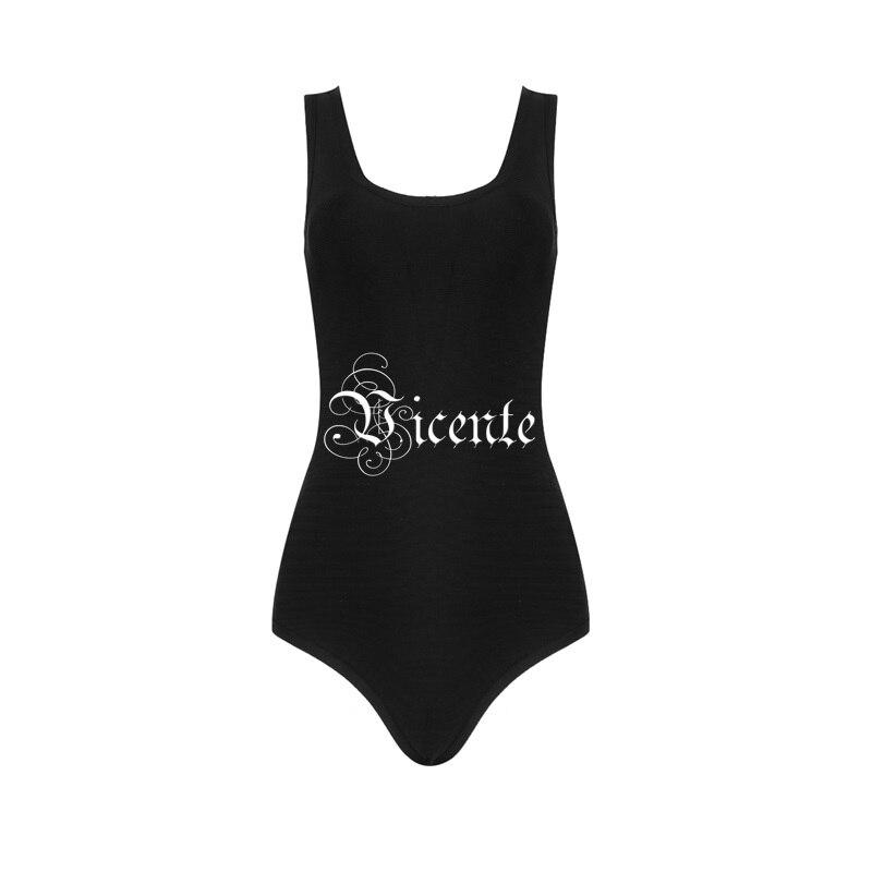 Mini Noir New Boucles Conception Manches 2019 Trendy Sexy Sans Pièces Club Party Pu Costume Body Deux Vicente Jupe Ensemble t7qSx4w5