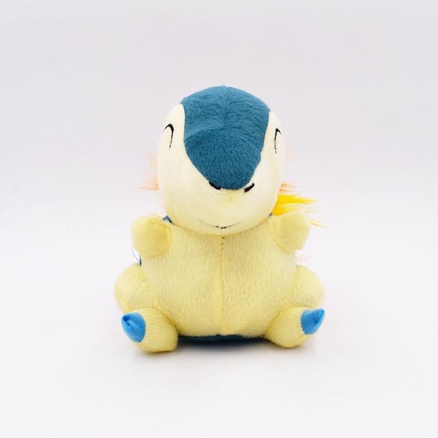 Аниме игрушка Покемон Синдаквил 16 см 1