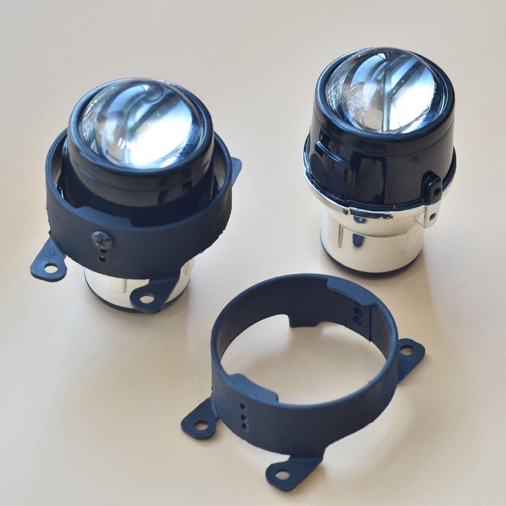ФОТО Car fog lens, Front bumper lights lens assembly for PEUGEOT 207 06-07,208 207 06-07,208 407 2D05,HOGGAR 10BRAZIL TYPE