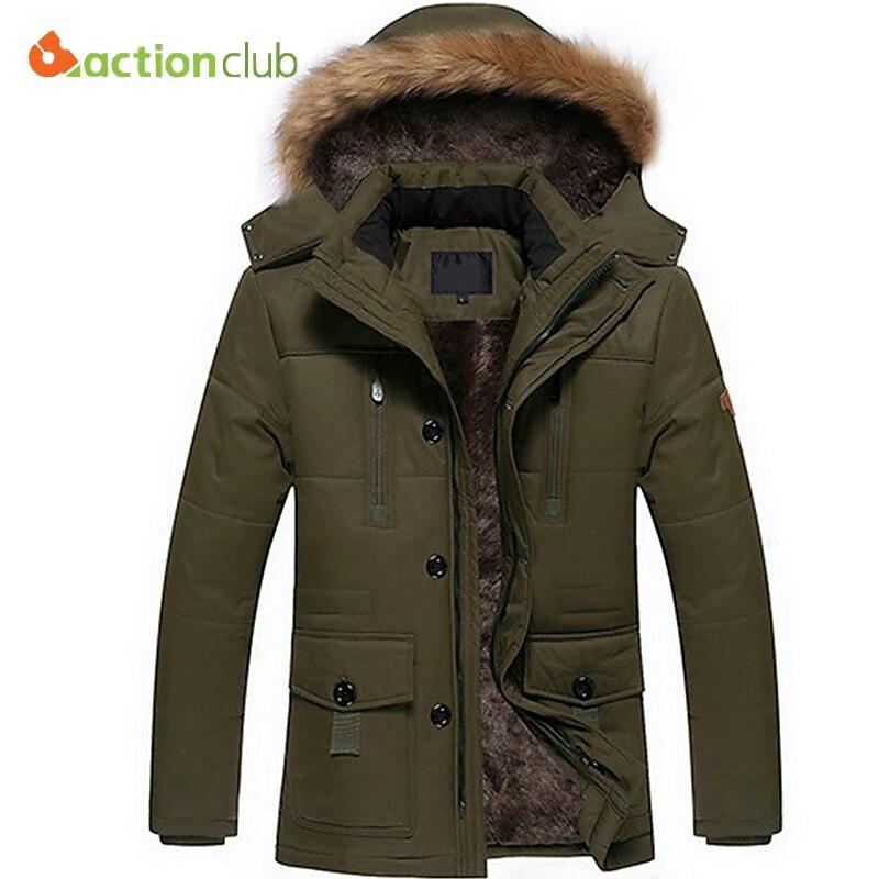 Popular Mens Parka Jackets Fur Hood-Buy Cheap Mens Parka Jackets ...