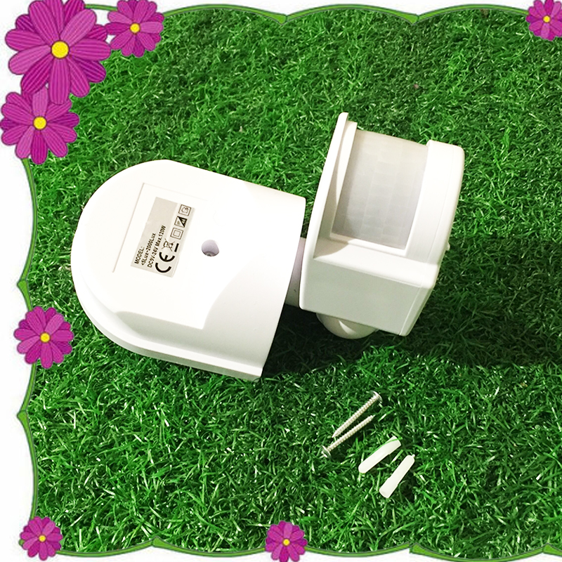 Free shipping Automatic Adjustable Security Infrared Motion Sensor Switch Wall Light Lamp LED PIR Detector DC9-24V 180 Degree YY infrared breast detector high quality mammary gland diagnosis gynecology infrared mammary examination lamp