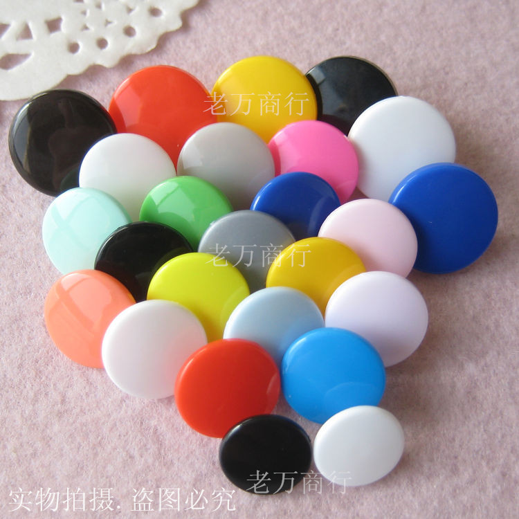 KAM Snap 160 Set T3 Snap Poppers 8 Colors Plastic Resin Buttons Popper Fress Postage