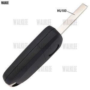 Image 4 - Walkleeリモートキースーツ用オペル/vauxhallアストラh 2004 2009、ザフィーラb 2005 2013、用ヴァレオ13.149.658キーレスエントリーシステム