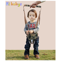Baby Walker For Kids Learning Walking Baby Harness Toddler Safety Backpack Anti Lost Leash Bag Children Safety Harness Assistant