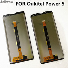 Display FOR Oukitel Power 5 Power5  LCD Display+Touch Screen  Digitizer Assembly Replacement Accessories