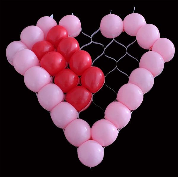 ฟรี 30 ชิ้น/ล็อตบอลลูนบอลลูนตกแต่งตารางงานแต่งงานตกแต่ง Party supplies Heart grid ขนาด 60*60 ซม. ฟรี creation ขายส่ง-ใน อุปกรณ์ตกแต่ง DIY งานปาร์ตี้ จาก บ้านและสวน บน   1