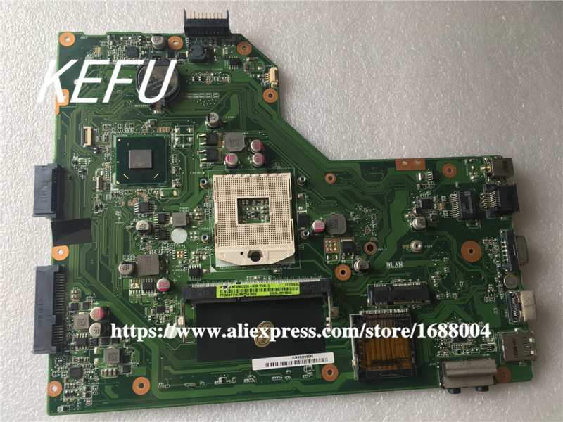 KEFU X54H K54L REV 3.0 USB3.0 Notebook Motherboard PC Main board professional Wholesale Fast shipping