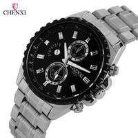 Wrist Watch Men Fashion Women Casual Analog Stainless Steel Luxury Cool Sport Lady Quartz Business