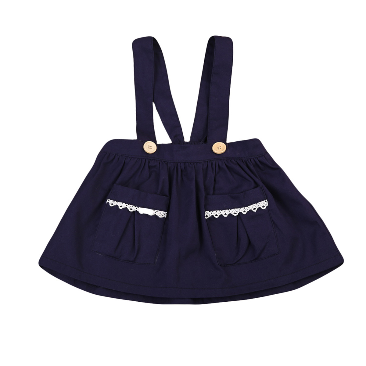Cute Baby Girls Overall Skirt 2017 Summer Toddler Kids Brace Skirts Party Tutu Pageant Skirts