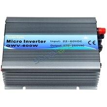 MPPT сетевой инвертор DC22-60V к AC110V или 220 В чистая синусоида инвертор используется для 24 В/36 В солнечная панель 50 Гц/60 Гц CE