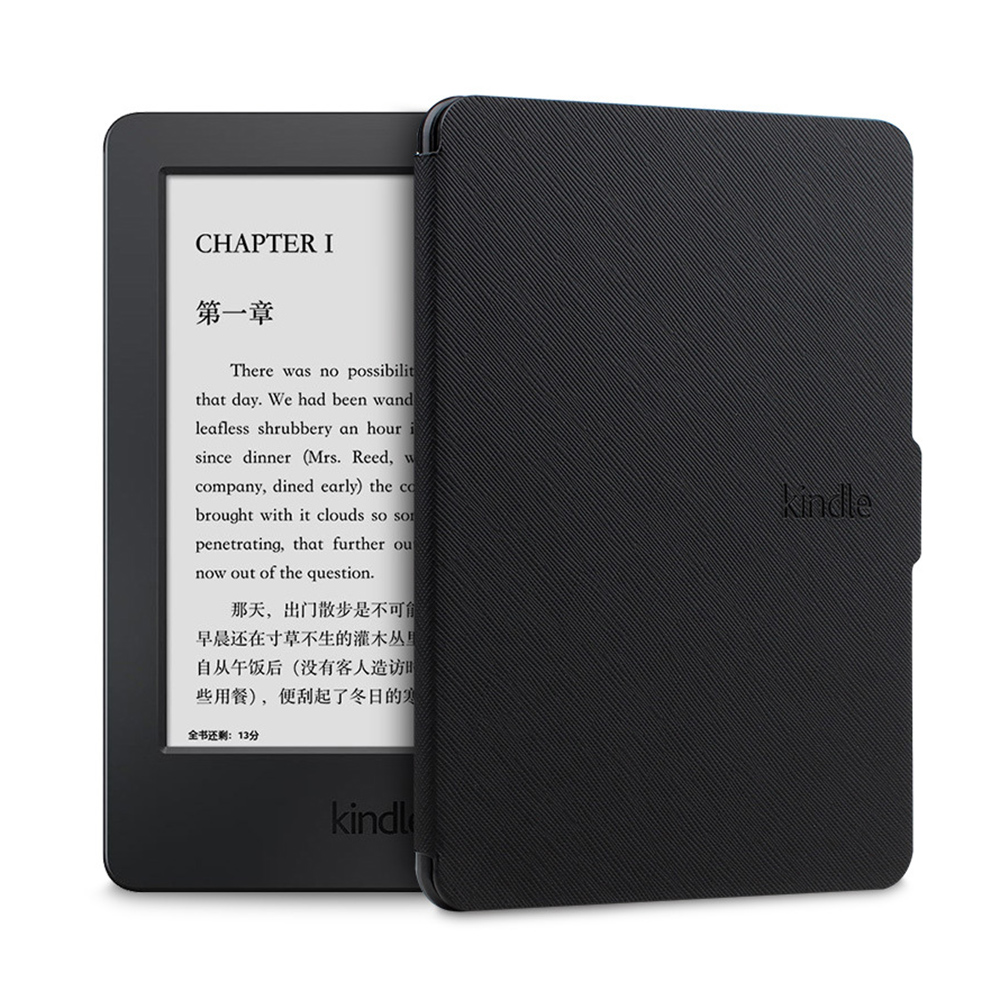 Magnetic Smart Case for Amazon Kindle Paperwhite 1 2 3 Coque Ultra Slim eReader Cover for Kindle Paperwhite 2 3 with Auto Sleep(China)