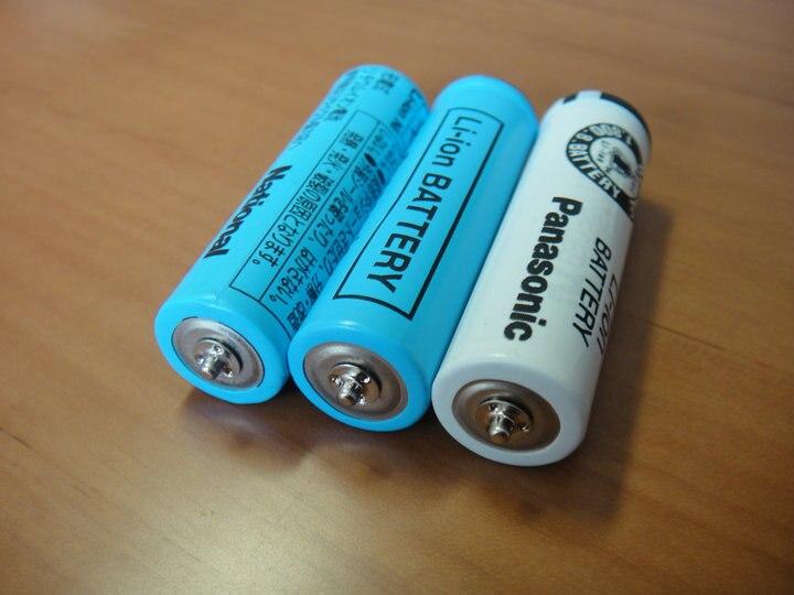Panasonic batteria es epilatore