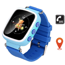 Safety Children Watch Smart Watch Positioning Anti Lost Reminder Tracker for Kids