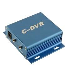 Mini C-DVR Video Audio Recorder Detection TF Card Recording Micro Security Cctv Camera Recorder