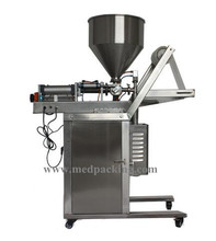 Automatic filling machine quantitative slurry paste filling machine ,liquid packaging machine