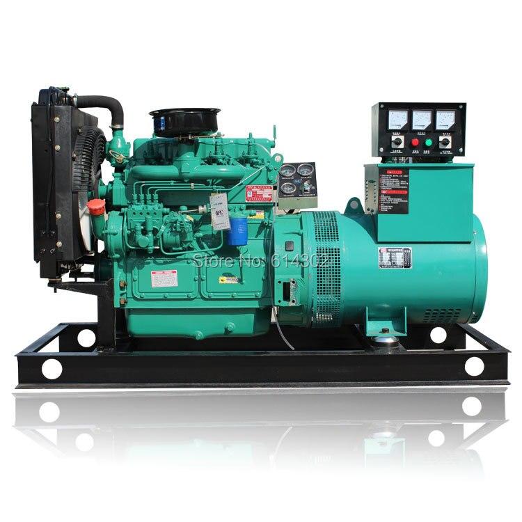 Weichai Рикардо 30kw дизель генератор с K4100D дизельным двигателем и щетки генератора/дизель генератор для питания