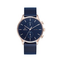Наручные часы Obaku V196GUVLML мужские кварцевые на браслете