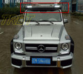 G55 Roof Spoiler With LED Light G55 BRABUS Wing G320 G350 Case For Mercedes Benz G Class W463 ABS Material 1990 2010 2012 2017