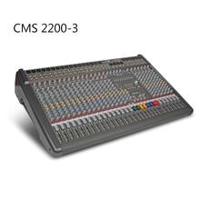 CMS2200-3 профессиональный звуковой микшер консоль вечерние сцены группа воспроизведения звука Студия аудио обработки