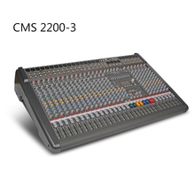 CMS2200-3 Professional Audio Mixer console Stage Party Band playing Sound studio Processing