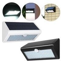 Étanche Led Solaire Lumière Éclairage Extérieur Jardin 38 LED Solar Power Motion Sensor Clôture Hangar Lampe de Mur D'inondation
