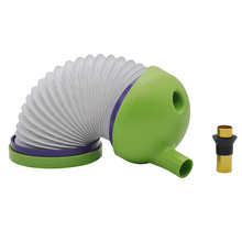 Creative ORIGINAL BUCKET Collapsible Cigarette Pipe Metal Plastic Smoking Pipe Smoking Accessories Pipes for Smoking Weed