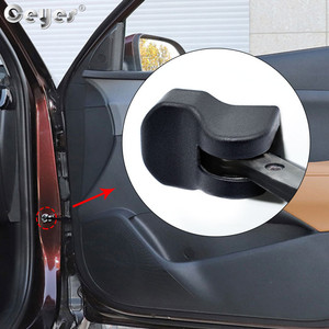 Image 5 - Ceyes Car Styling Protect ABS Auto Door Lock Stopper Limiting Cover Case For Kia Rio 4 Cerato Sportage Forte Sorento Soul Buckle