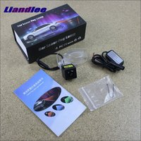 Car Light For Honda CRV CR V 2007 2010 Laser Shoot Lamp Prevent Collision Warning Lights