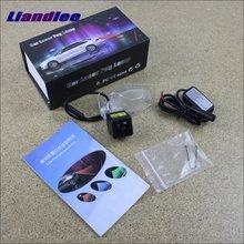 Liandlee Car Light For Honda CRV CR-V 2007~2010 Laser Shoot Lamp Prevent Warning Lights Fog Tail Decorative