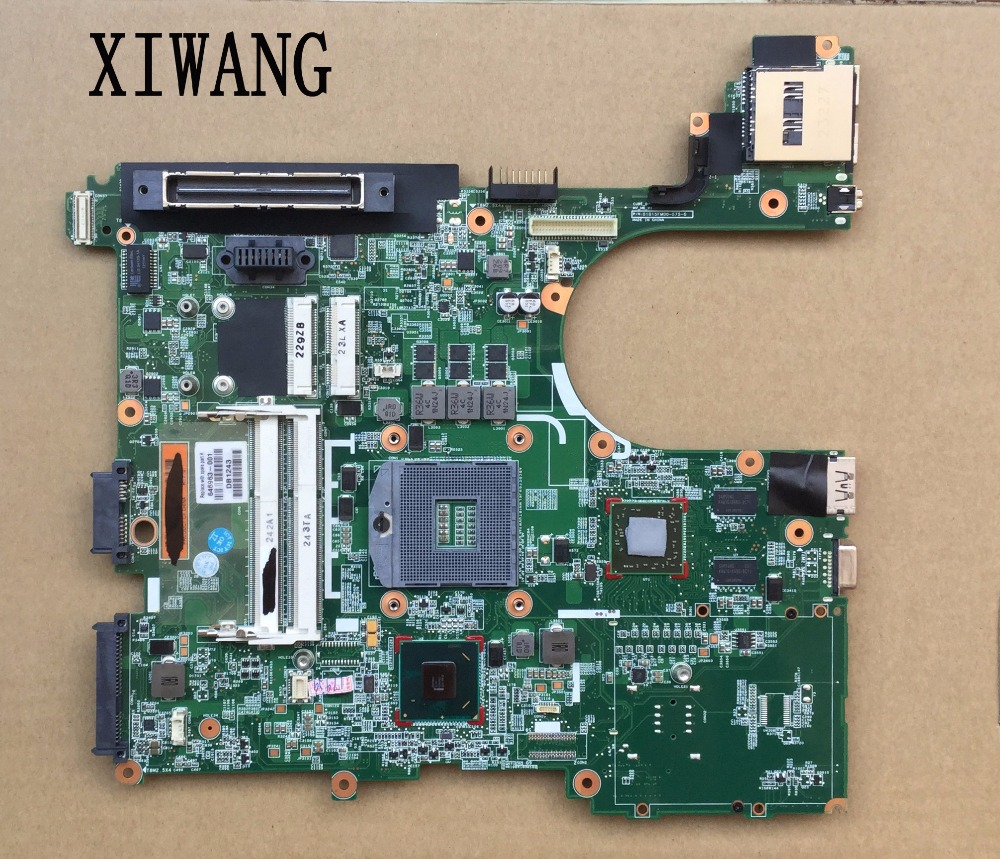 646963-001 Free Shipping for HP EliteBook 6560B motherboard Notebook Probook 6560b HM65 laptop motherboard free shipping 665718 001 for hp 6560b 8560p laptop motherboard 665718 001 amd system board ddr3