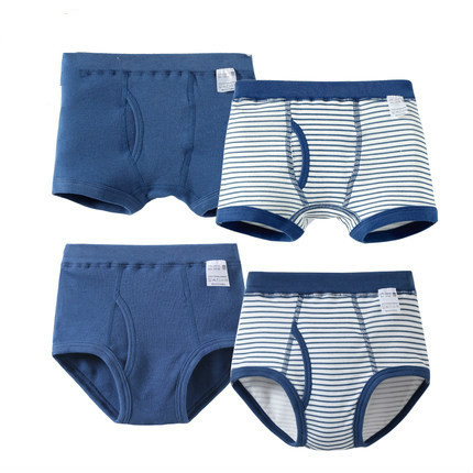 Underwear Cute Boxers Breathable Boy Listed Be Children's Pcs/Lot