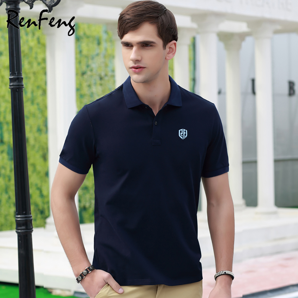 Homme Clothing Polos T Para Hombre Shirt Mens Business Casual