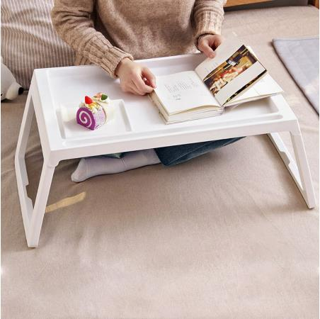 Portable Foldable Folding Laptop Table Notebook Desk Sofa Bed Laptop Table For Eating Studying On Sofa Bed With Folding L