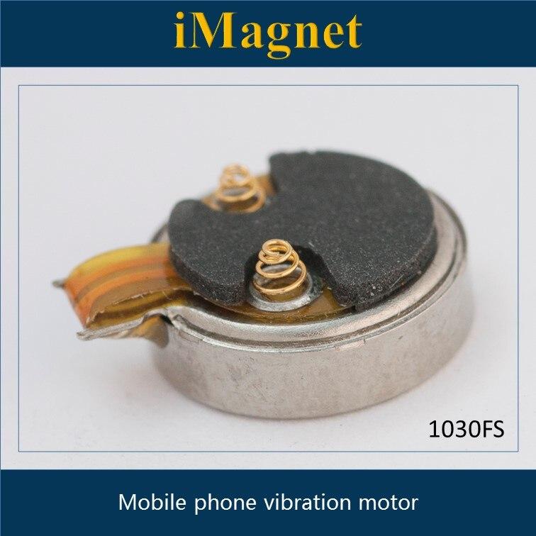1030FS 5 pcs/lot Moteur à Vibration bouton plat-type Moteur 10*3 MM pour téléphone portable tablette appareils Vibration MotorsCoin Moteur