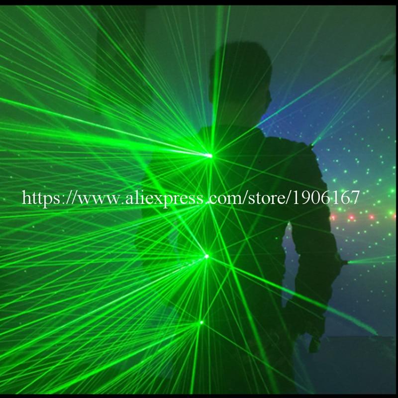 Πράσινο χρώμα λέιζερ άνθρωπος - Προϊόντα για τις διακοπές και τα κόμματα - Φωτογραφία 5