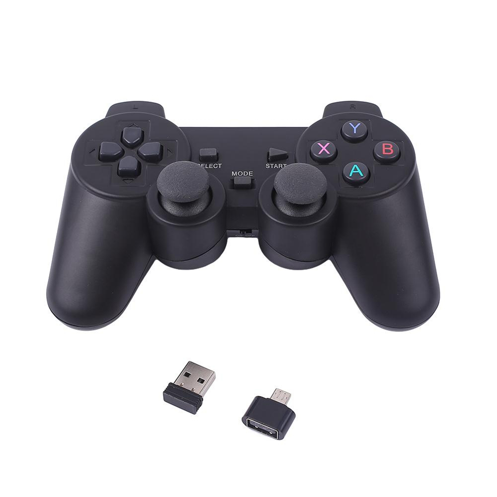 Cewaal Wireless Receiver Android Smart Phone Game Joystick Joypad Gamepad Controller Joypad for PS3 Console Children Gifts