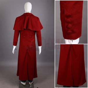Image 4 - Vampire Hunter Cosplay Hellsing Alucard cosplay Costumes Cool Man Suit and High Cotton Content Long Coat  Best Outfits