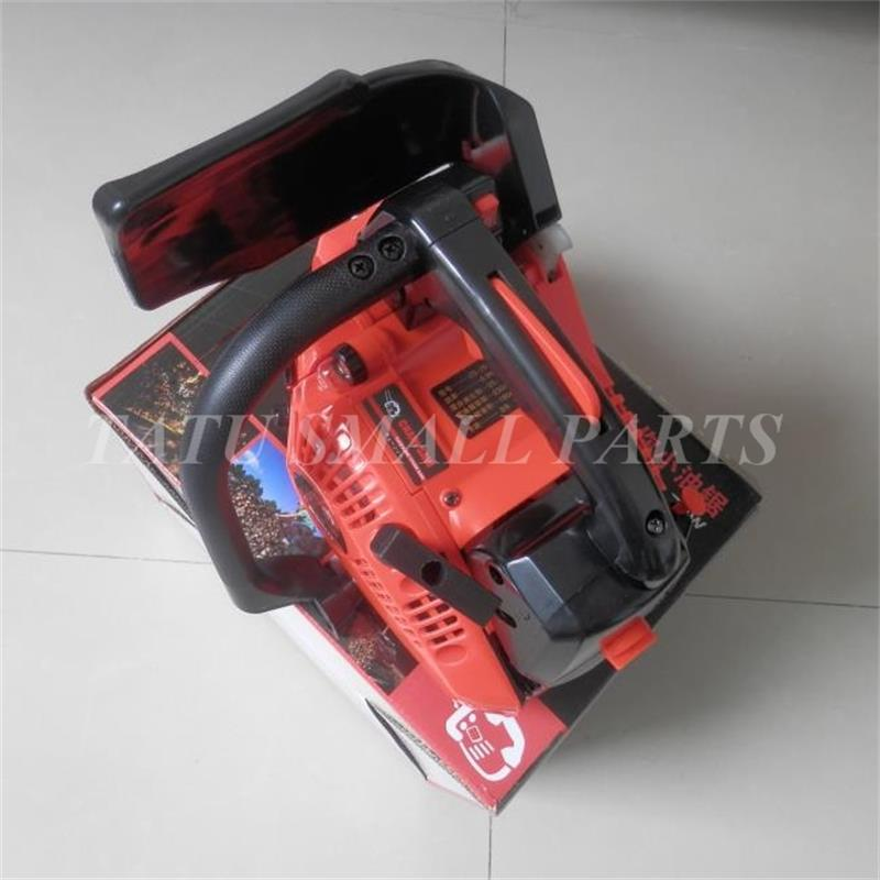 2500 MINI GASOLINE BARE CHAINSAW W/N GUIDE BAR CHAIN 25CC 2 STROKE SMALL BAMBOO PETROL CHAIN SAW цена
