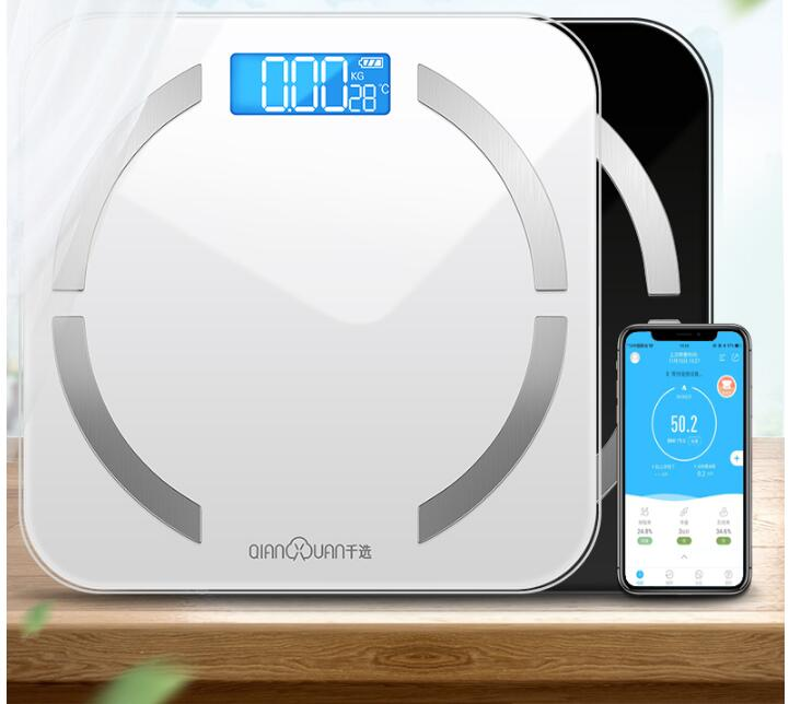 Graisse corporelle intelligente pesant ménage petit adulte précision balance électronique femme poids corporel balance livraison gratuite